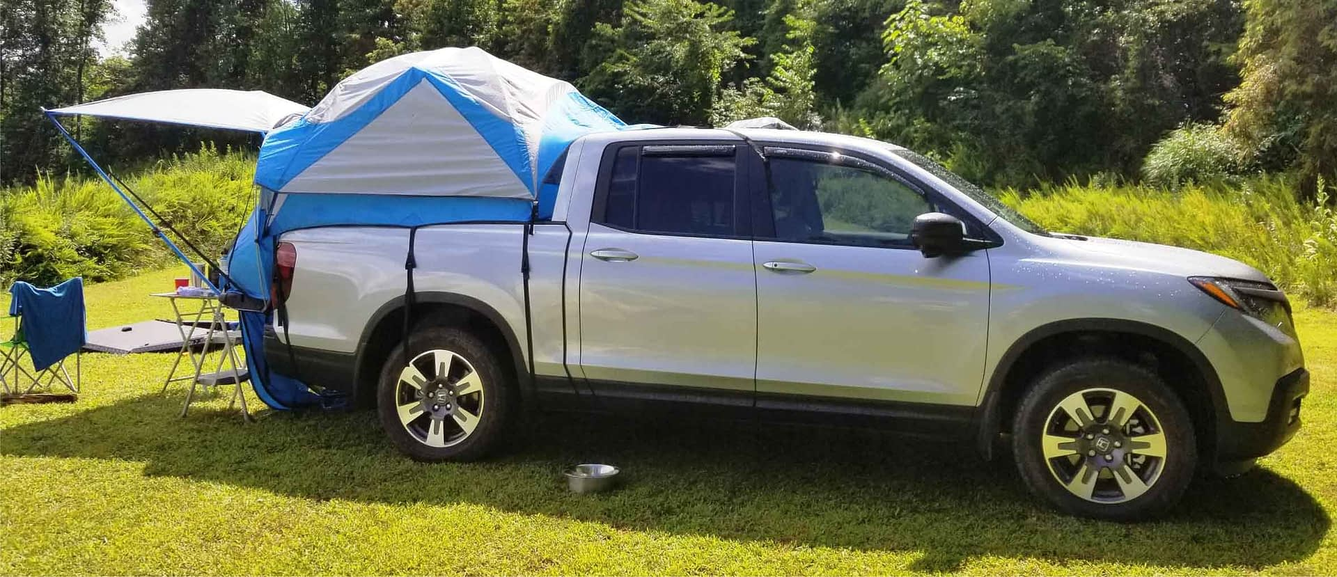 Best Camping Truck Tents - OUTDOOR FAMILY 101